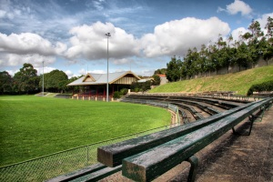 Historic Arlington Oval in Dulwich Hill