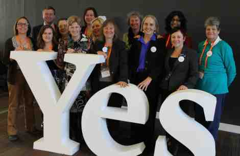 Greens support Yes Referendum Vote in Canberra