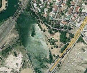 kendrick-park-tempe-google-map
