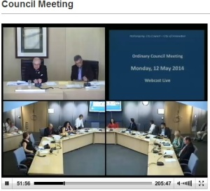 council streaming