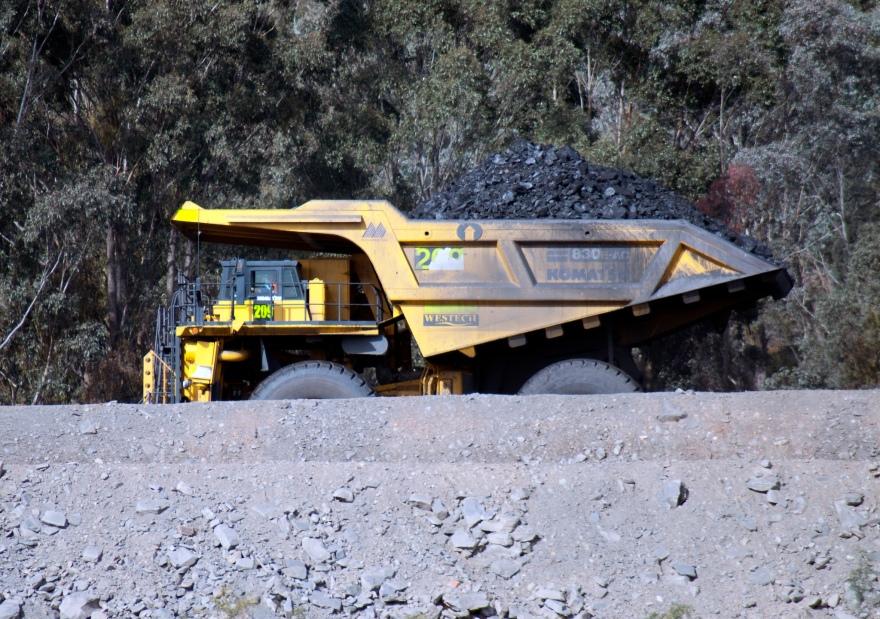 coal truck