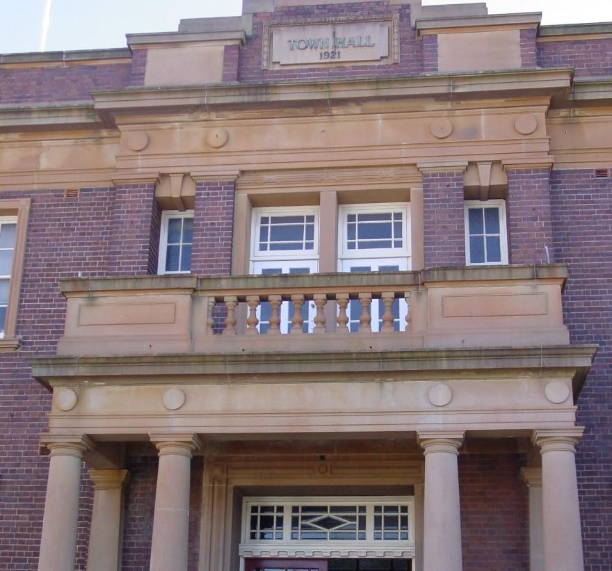 Marrickville Town Hall