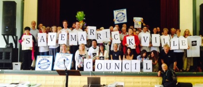 2015-11-07 Save Marrickville Council group shot cropped
