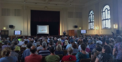 2015 Community Meeting Petersham Town Hall